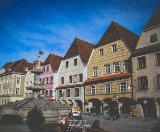 Steyr Old Town