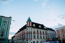 Old town - Hauptplatz
